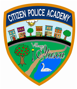 Citizen Police Academy badge